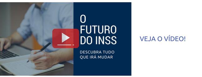 O futuro do INSS