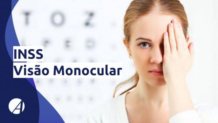 Visão Monocular considerada como deficiência: Reflexos para a Aposentadoria