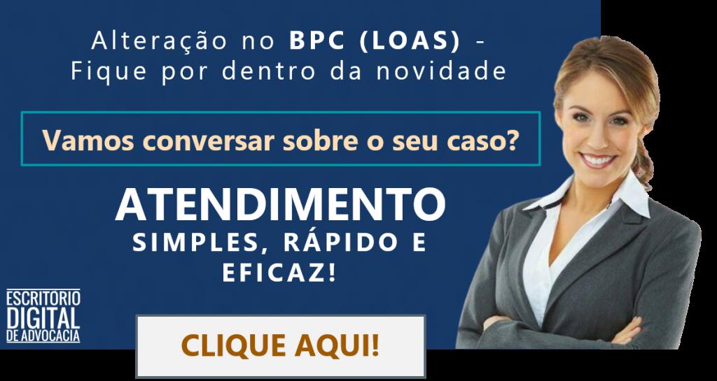 Descubra qual é Alteração no BPC (LOAS) e quais são os requisitos exigidos para o benefício previdenciário.